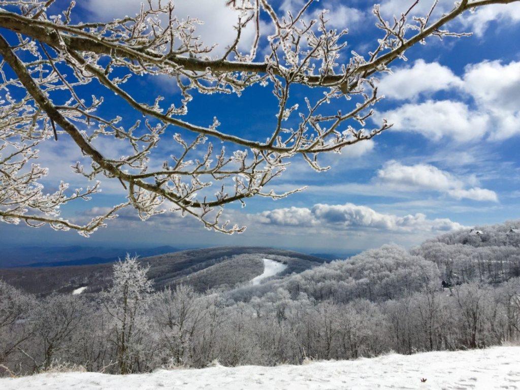 Wintergreen Mountiain