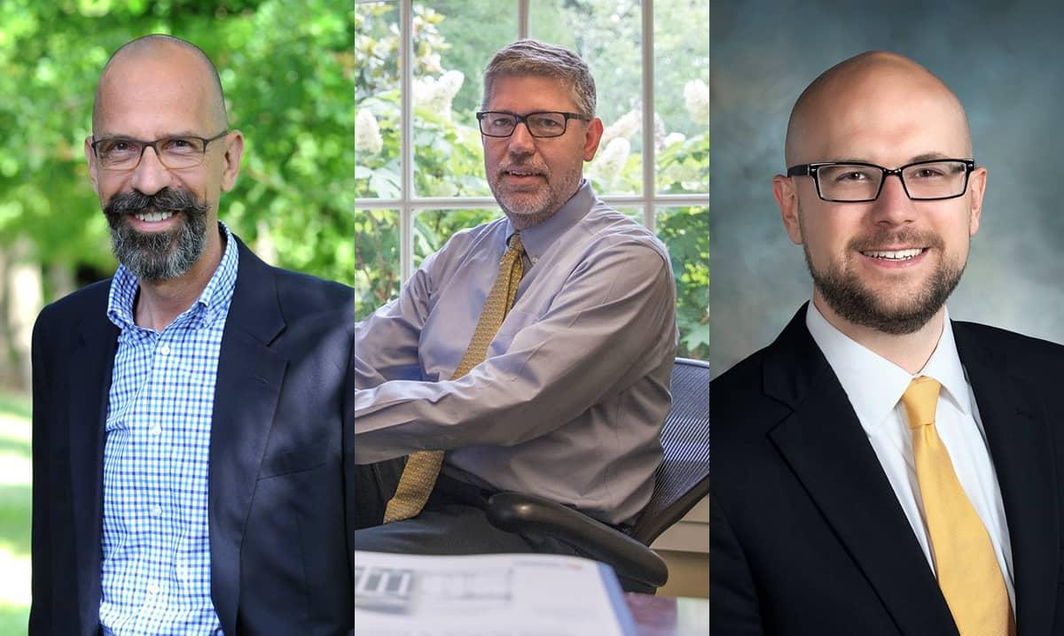 Peter Gray, Steven Johnson, and Brent Kitchens